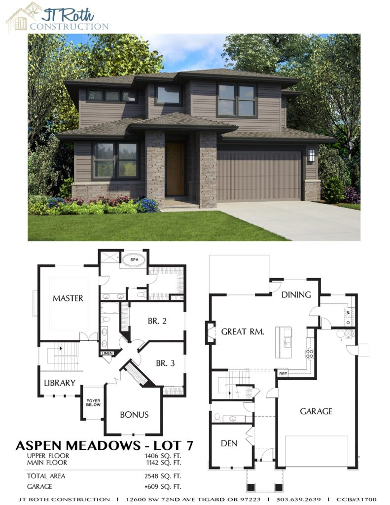 Aspen Meadows Lot 7 Flyer