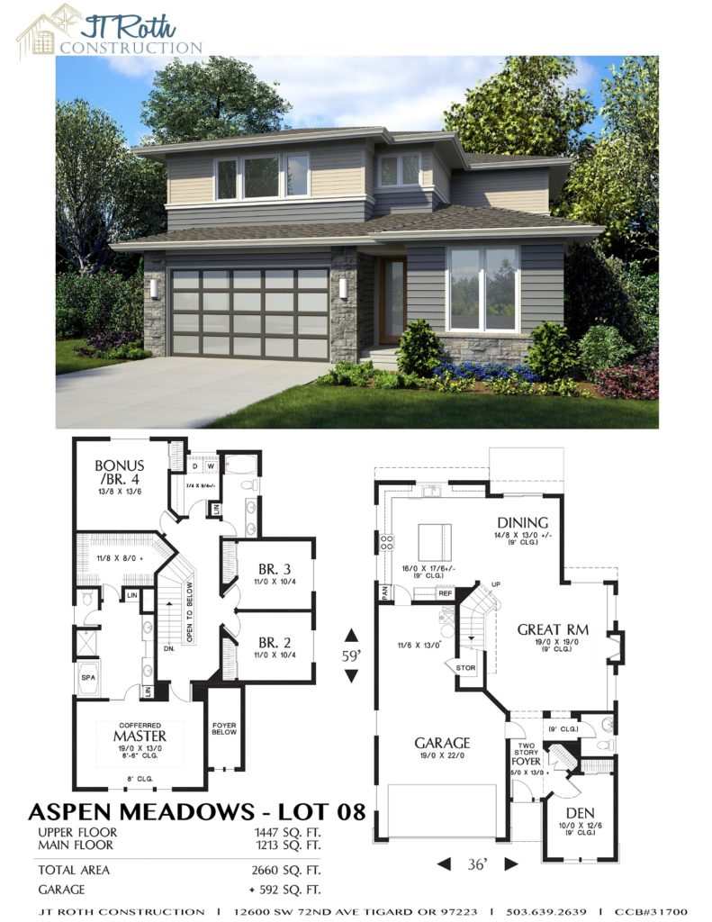 Aspen Meadows Lot 8 Flyer