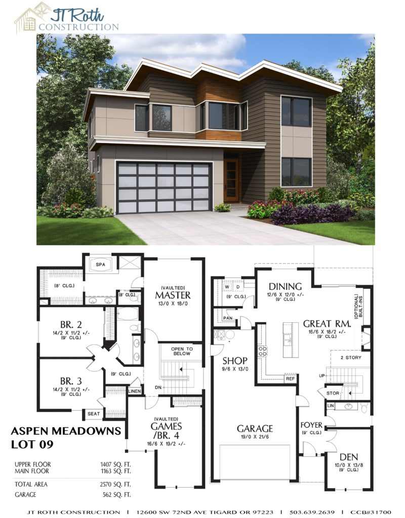 Aspen Meadows Lot 9 Flyer