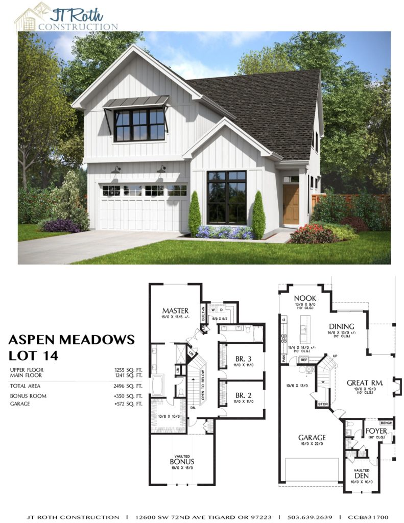 Aspen Meadows Lot 14 Flyer