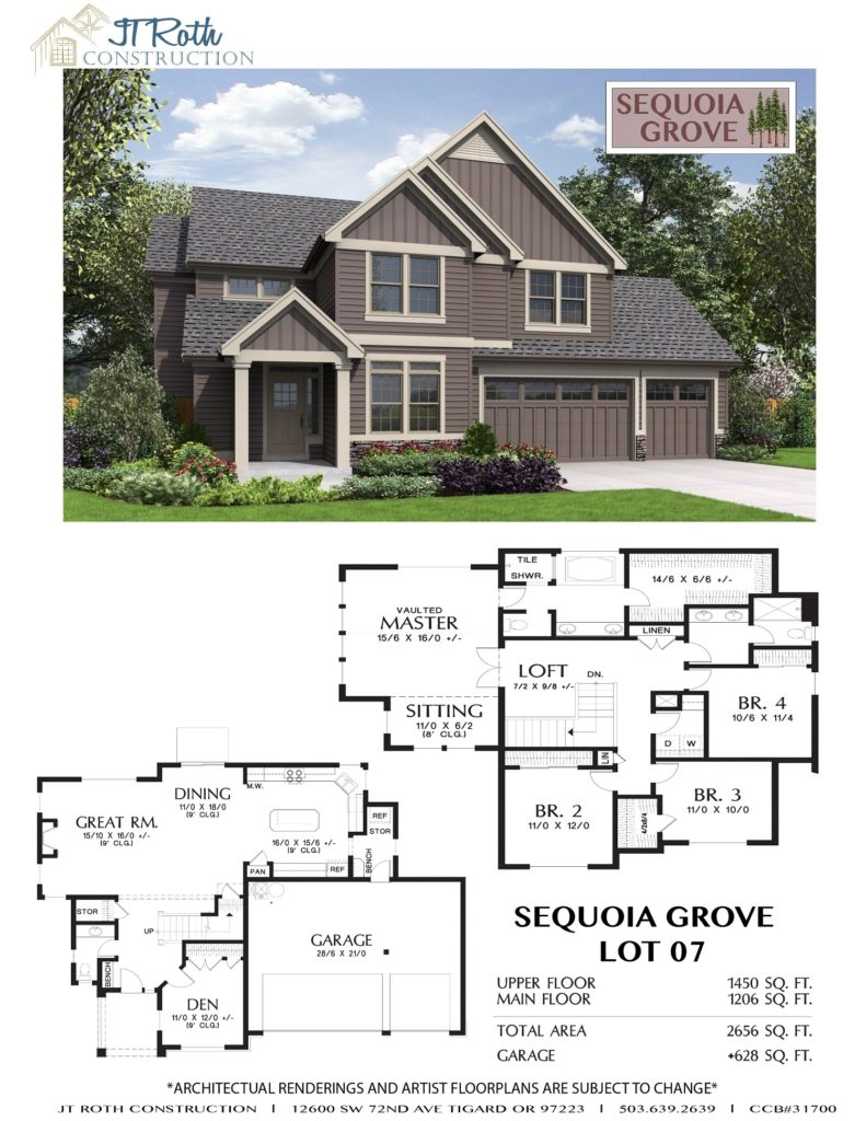 Sequoia Grove Lot 7 Flyer